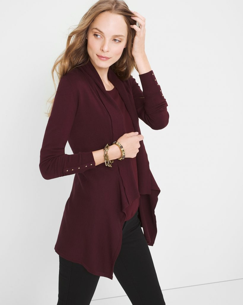 maroon-draped-sweater