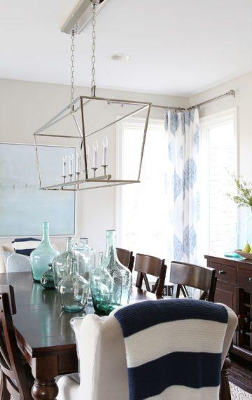 One Room Challenge: Dining Room Makeover Week 1