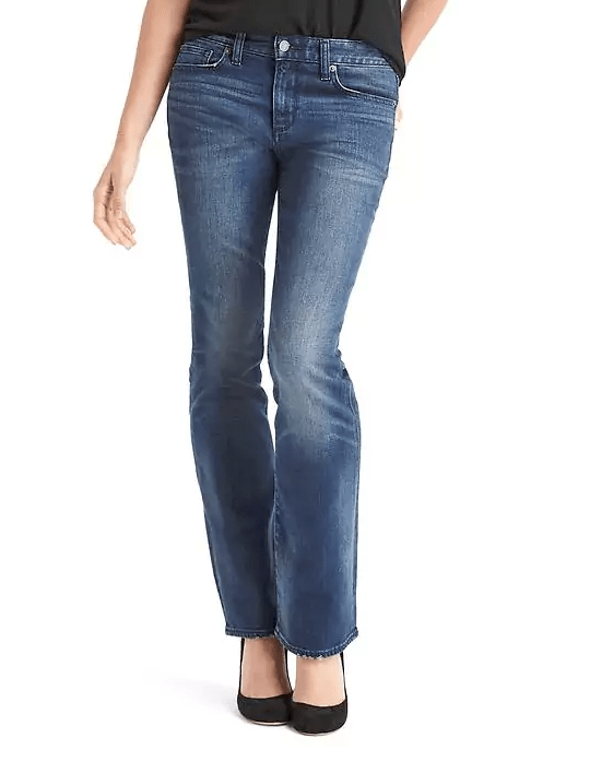 Perfect Boot Cut Jeans