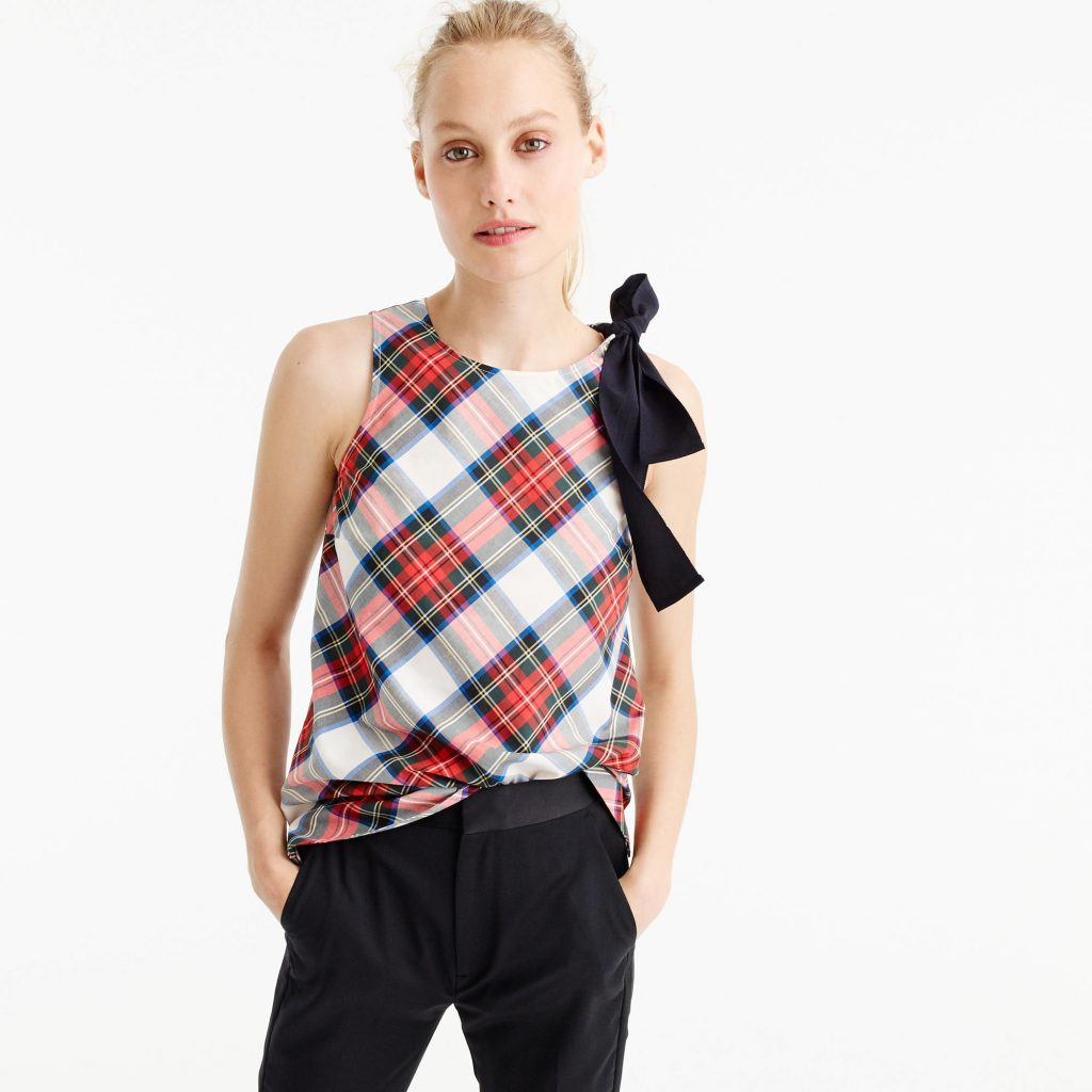 plaid-bow-top