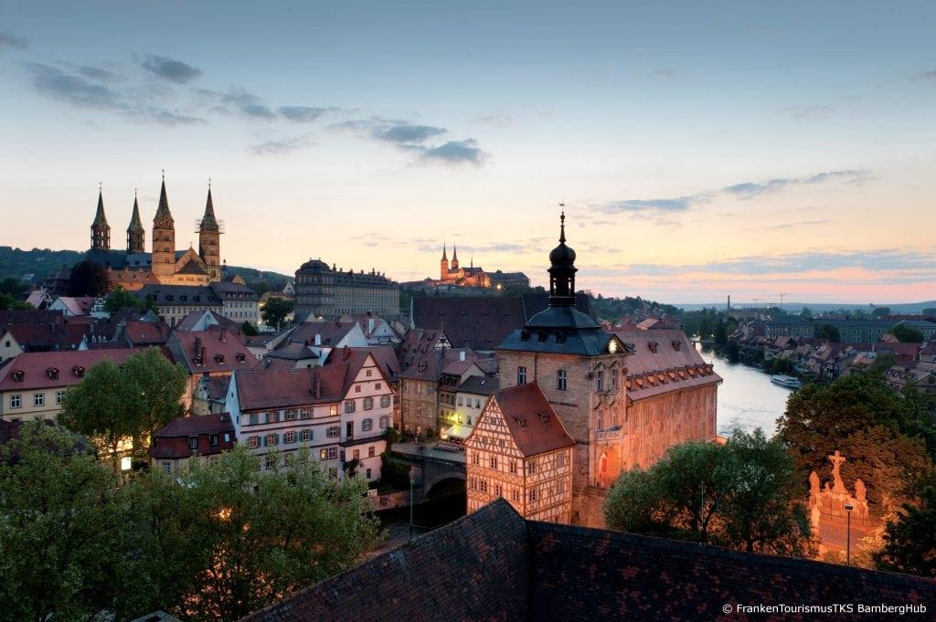 Die Faszination des Weltkulturerbes Bamberg ist überall spürbar.