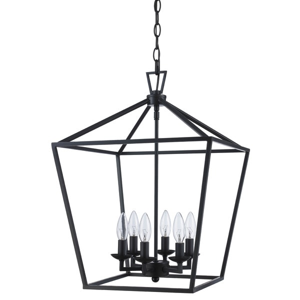 Excellent look for less for the Darlana Pendant light fixture. This is such a great knock-off!
