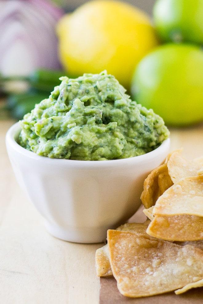 chipotle guacamole recipe copycat from culinary hill