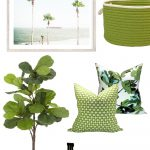 Decorating With Greenery: Pantone's Color of the Year