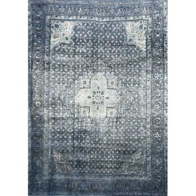 I love this blue rug and have dreams of owning it one day!