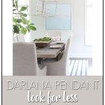 Darlana Pendant Look for Less