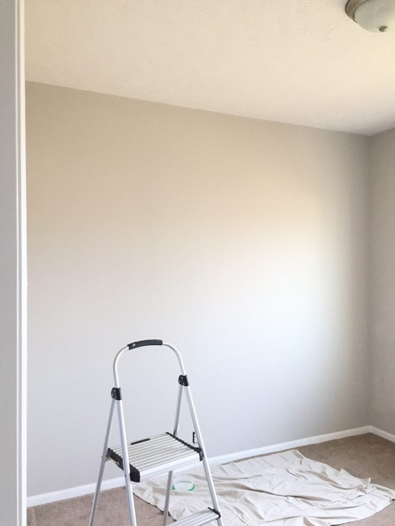 Sherwin Williams Agreeable Gray - the perfect greige color!