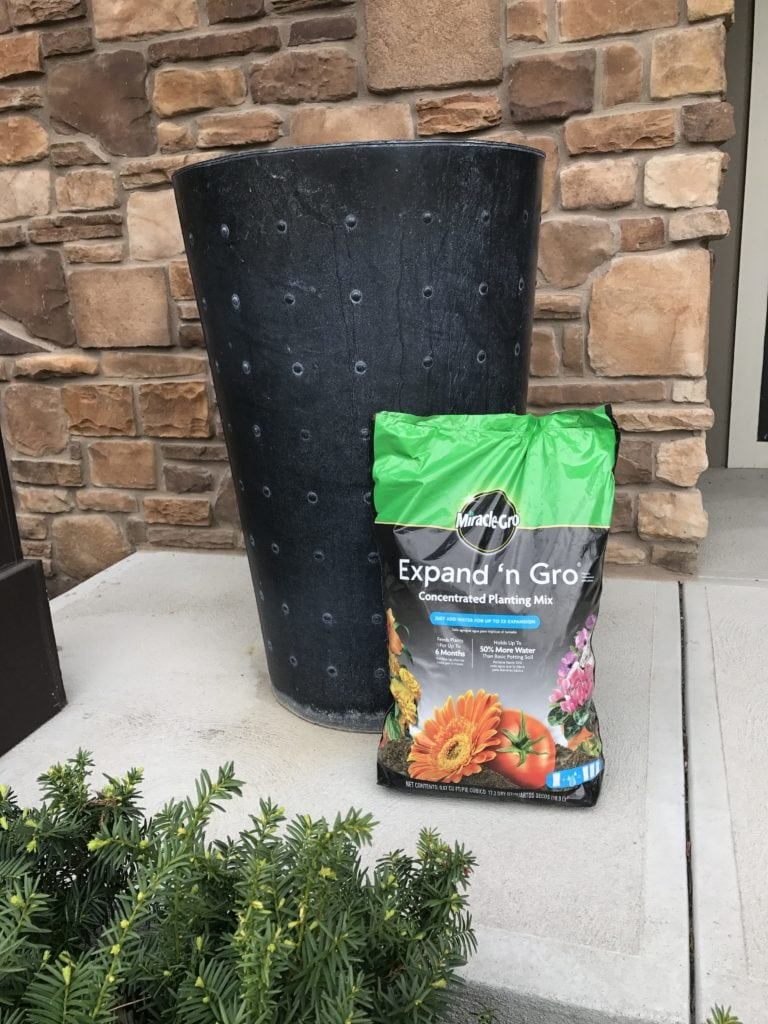 How To Prepare Planters For Summer