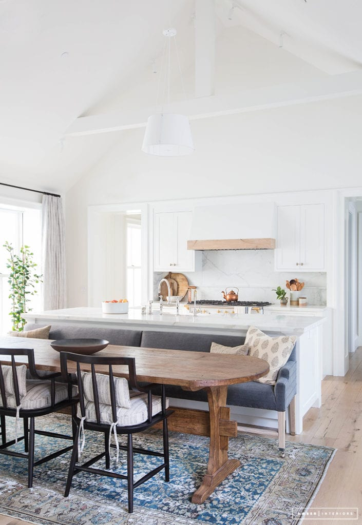 Home Tour via Amber Interiors and Photos via Tessa Neustadt