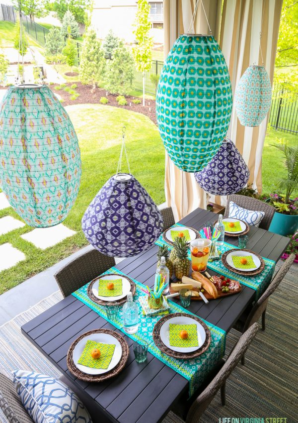 Tips for Simple Summer Entertaining