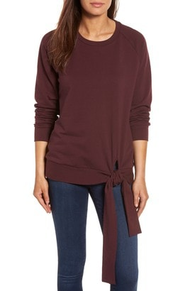 Tie-Knot Sweatshirt from the 2017 Nordstrom Anniversary Sale