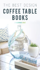 my favorite design coffee table books - blogs de decoration