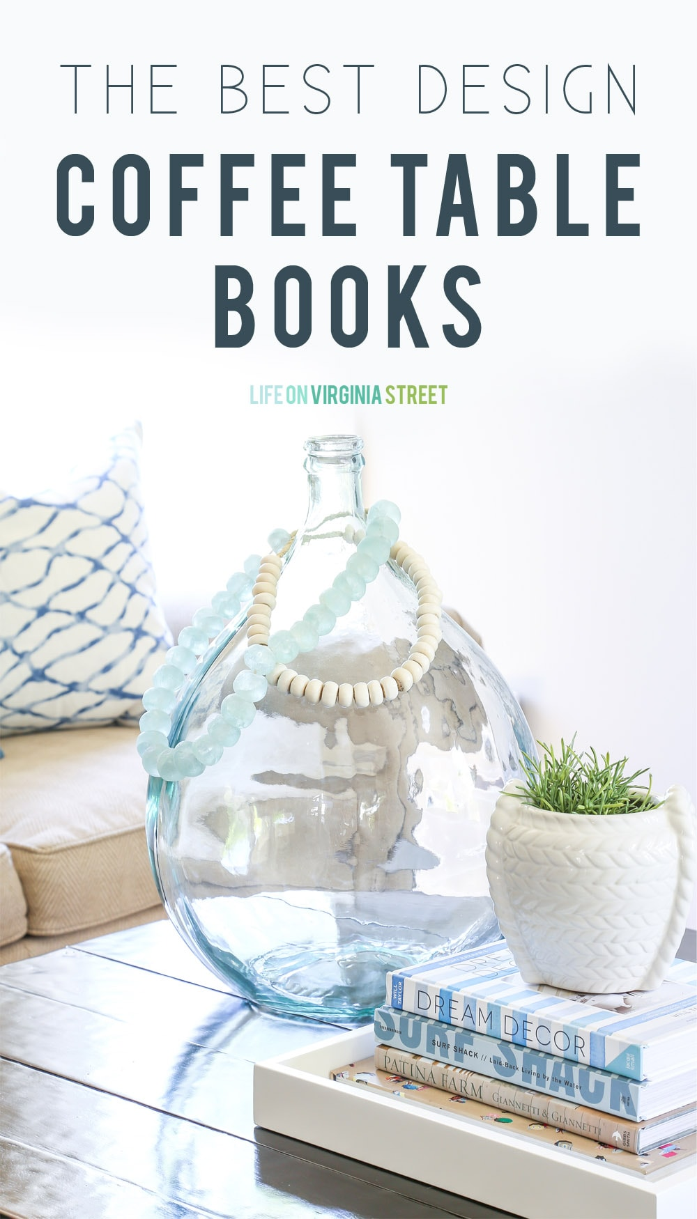 my favorite design coffee table books life on virginia street. Black Bedroom Furniture Sets. Home Design Ideas