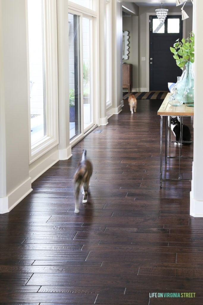 How To Clean Hardwood Floors Life On