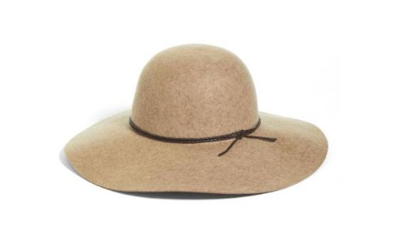 This boho floppy wool hat is exactly what I've been looking for!