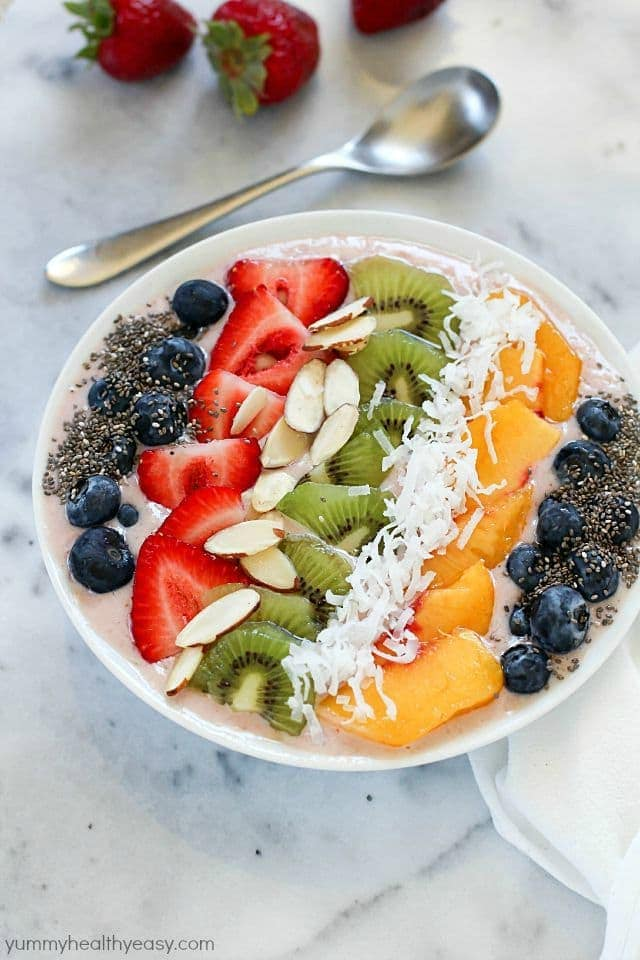 Summer Smoothie Bowl Recipes Life On Virginia Street