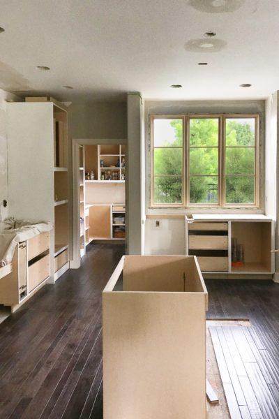 Kitchen Renovation: Week 1