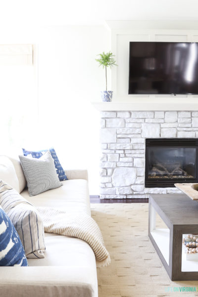 Shaker Style Fireplace Ideas & Our Plans