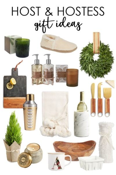 Host & Hostess Gift Ideas