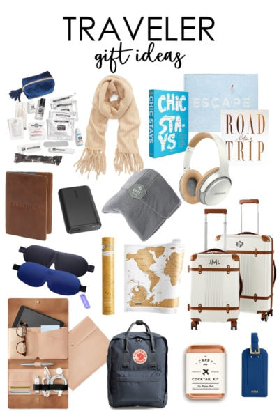 Traveler Gift Ideas