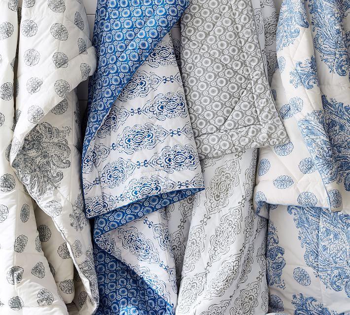 Reversible Quilts & Comforters