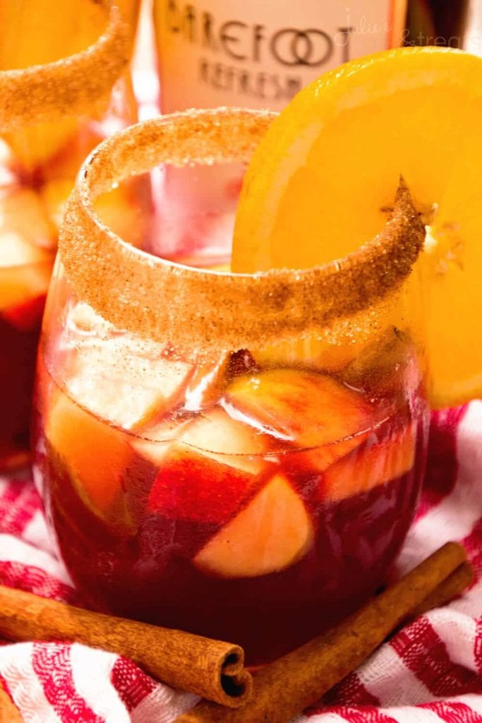 Red Apple Sangria