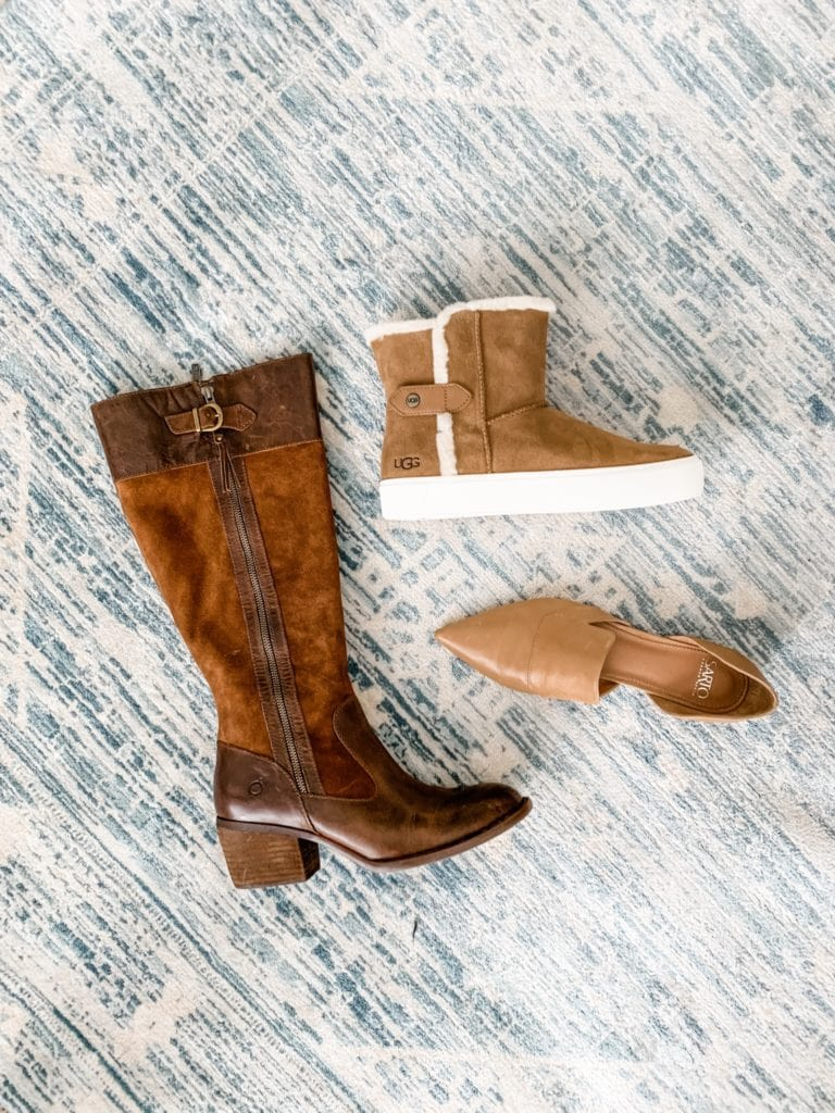 My favorite shoes and boots from the 2019 Nordstrom Anniversary Sale.