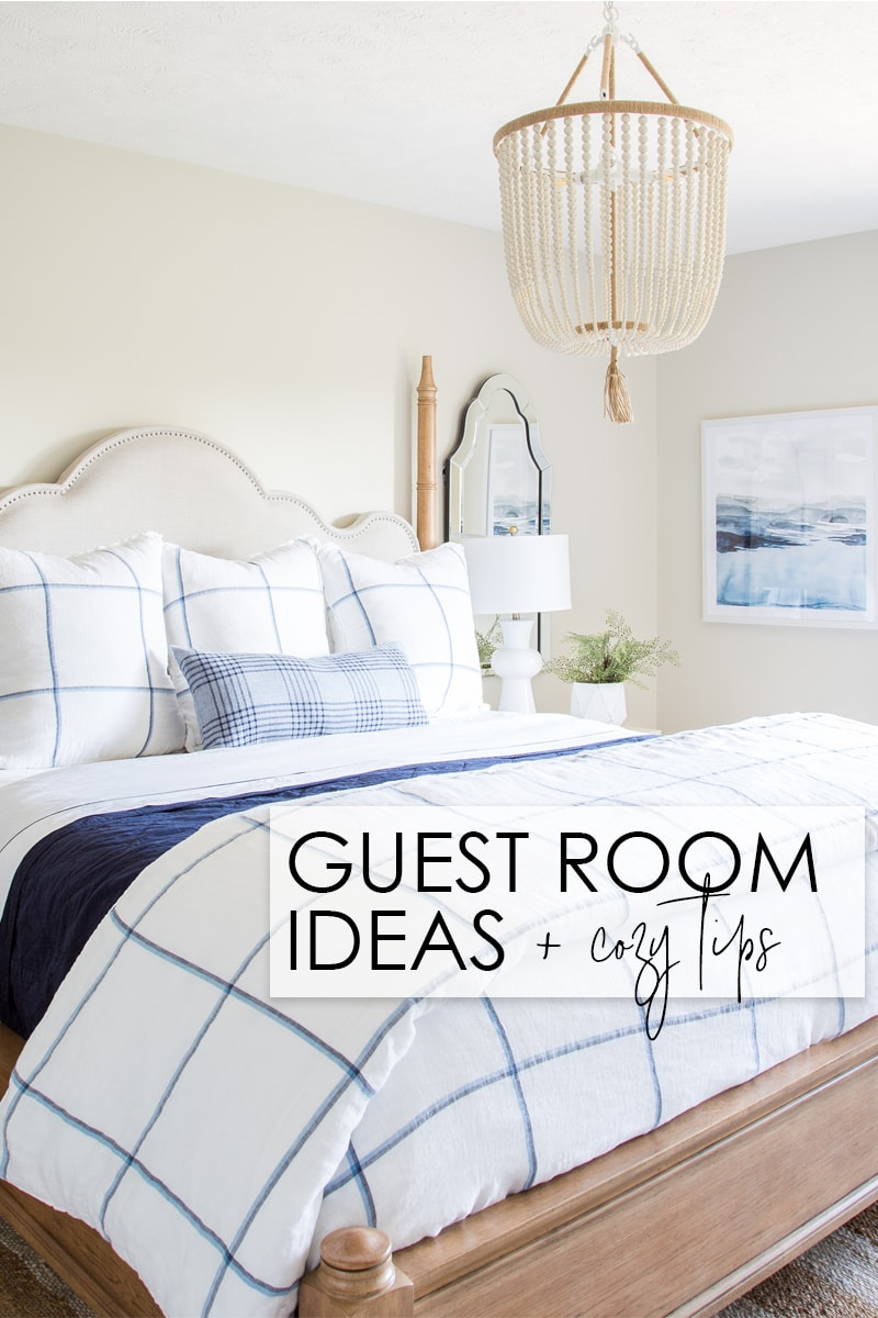 Image of: Guest Room Ideas Cozy Tips Life On Virginia Street