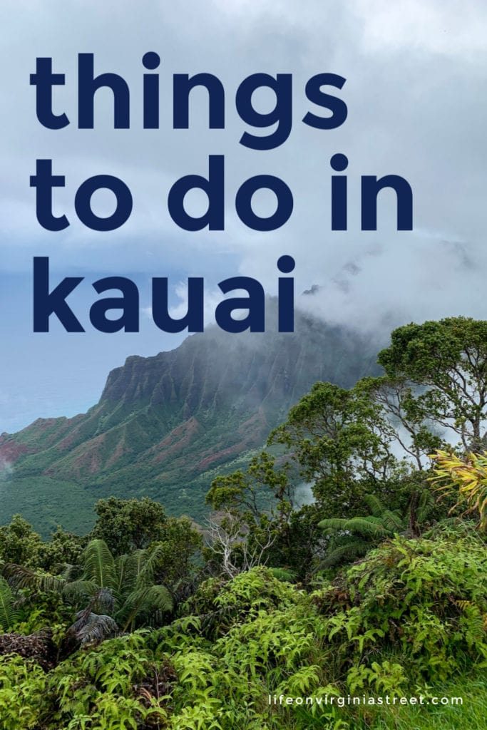 An excellent list of things to do in Kauai along with helpful tips and travel advice.