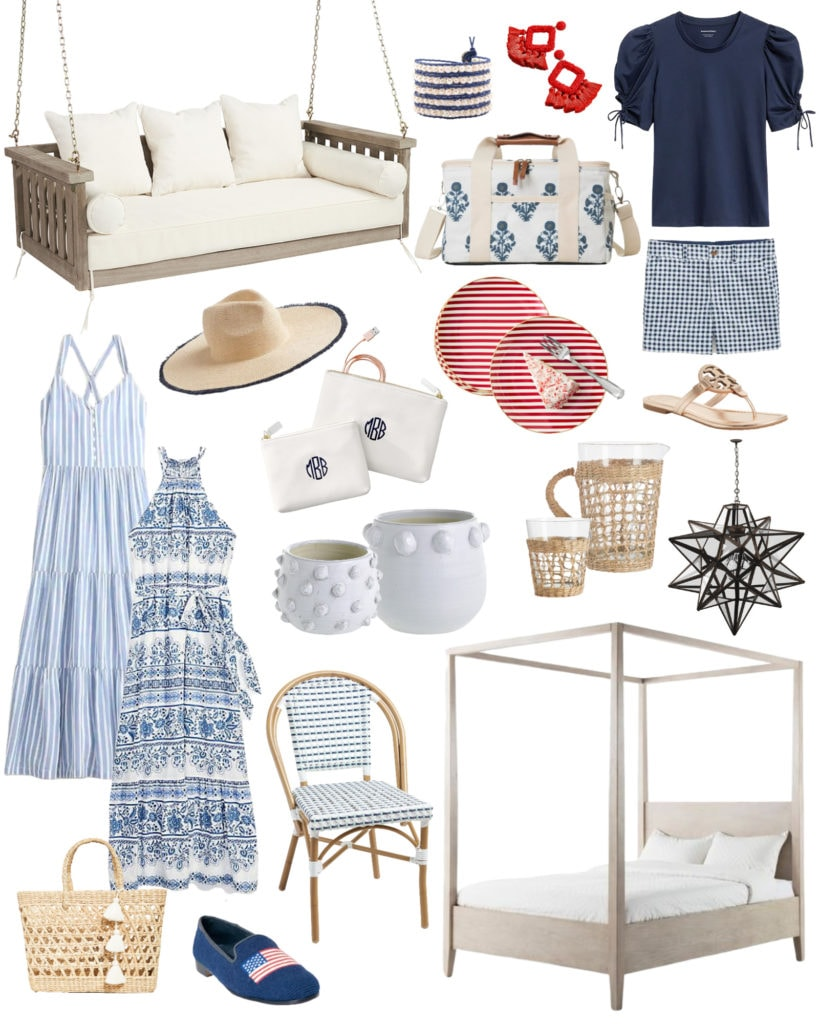 Favorite items from the best Memorial Day Weekend sales! Includes preppy clothes and classic home decor styles.