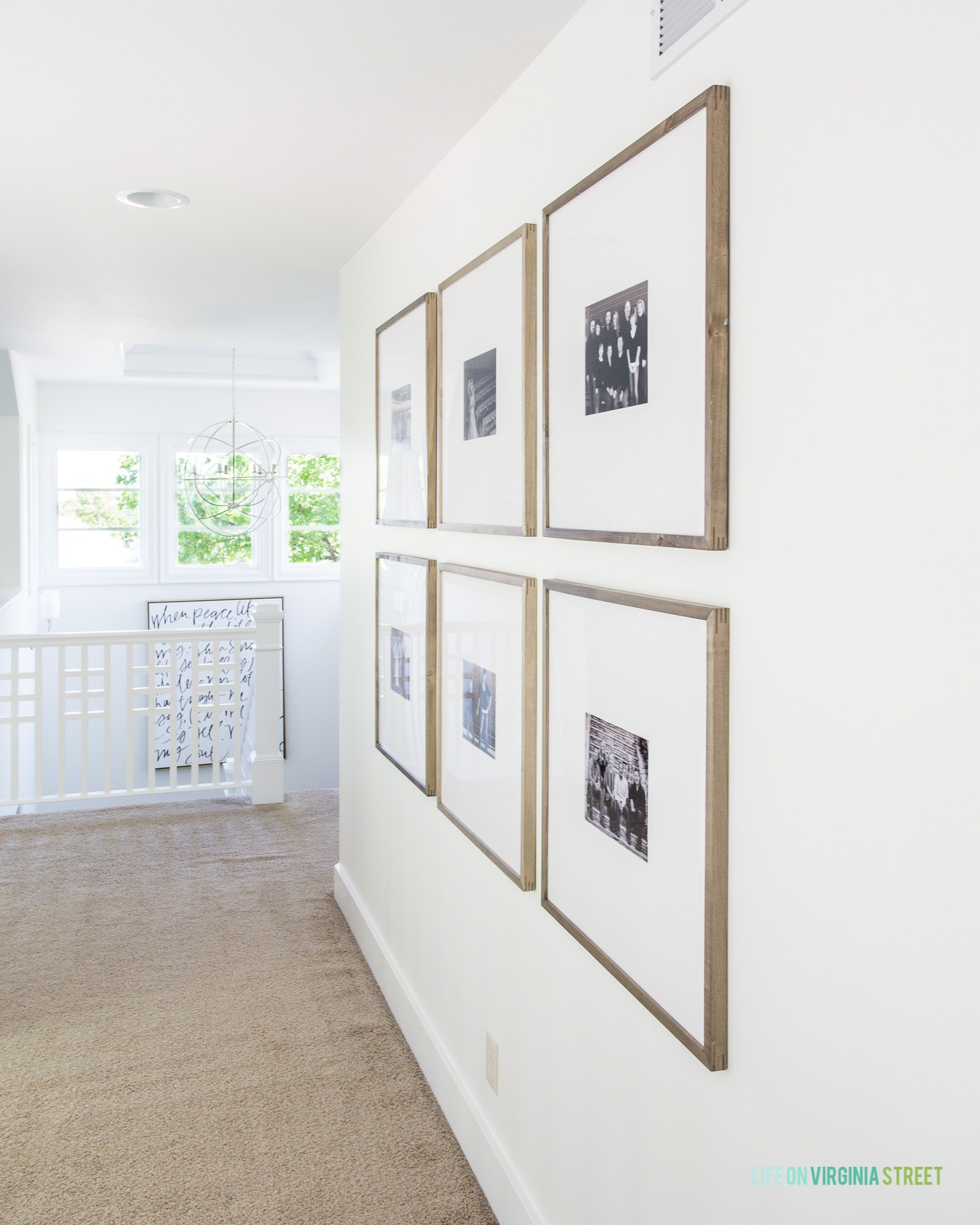 Our Photo Gallery Wall & Inspiration   Life On Virginia Street