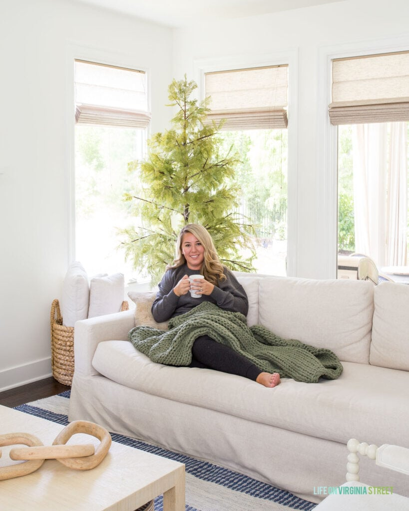 The 2020 Nordstrom Anniversary Sale public access started today, and I'm sharing all of my top picks and some of my cozy fall favorites for home decor and loungewear!