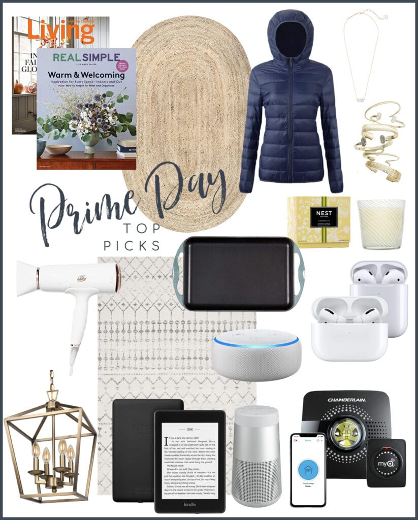 Sharing my 2020 Amazon Prime Day top picks for home, fashion, beauty and more!