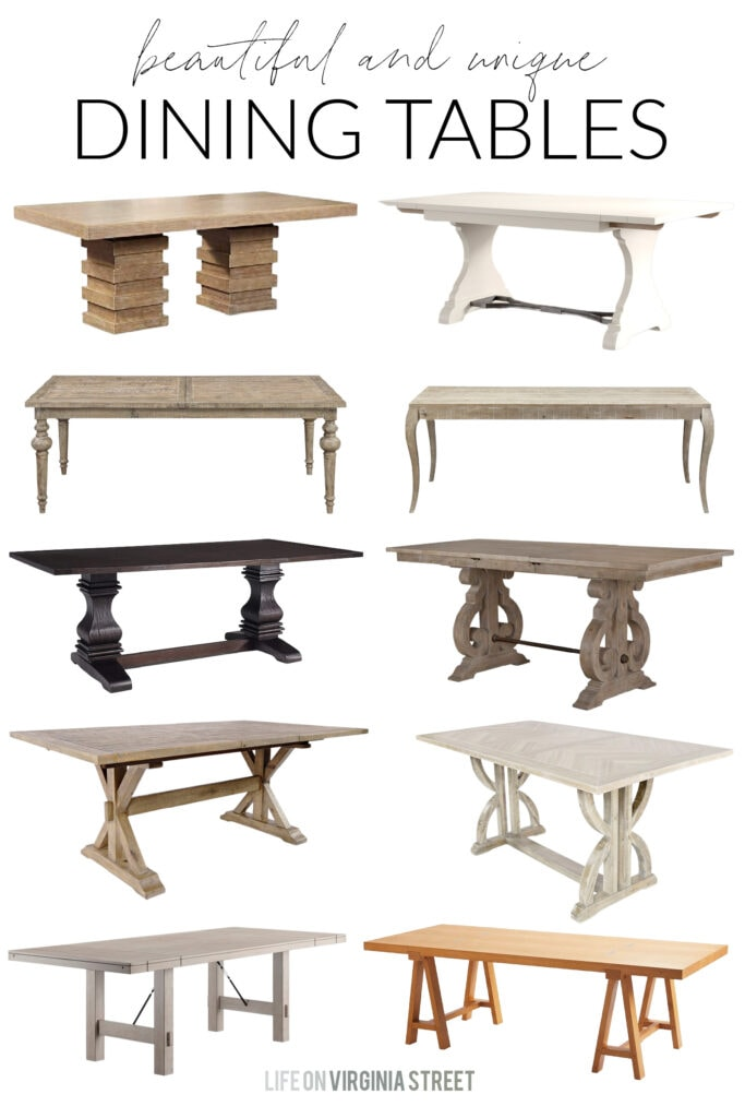 Sharing some beautiful dining room table as a desk option for our home office!