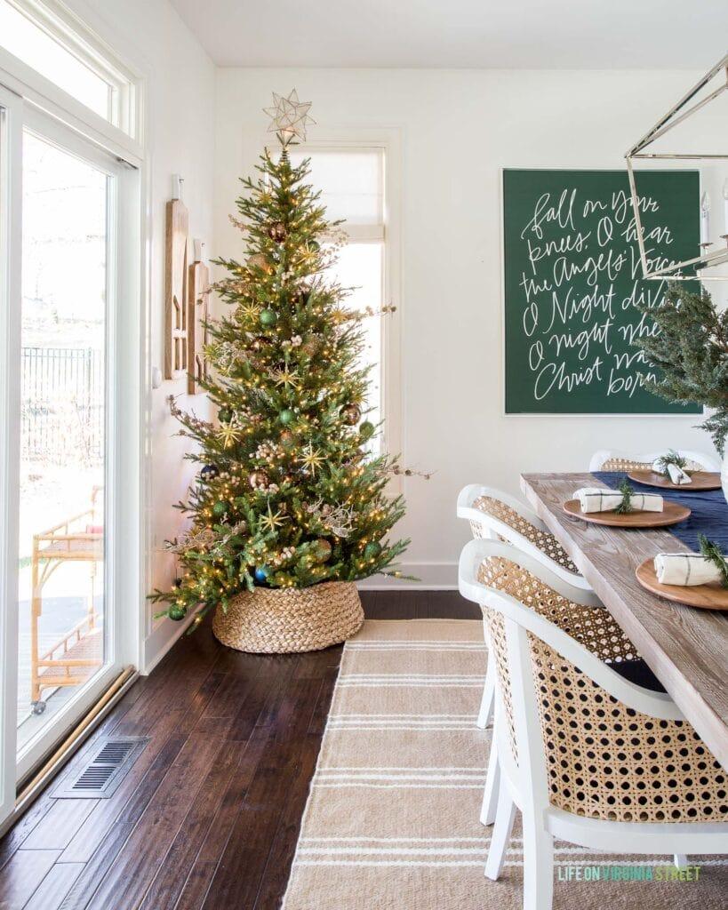 2020 Christmas Home Tour Life On Virginia Street