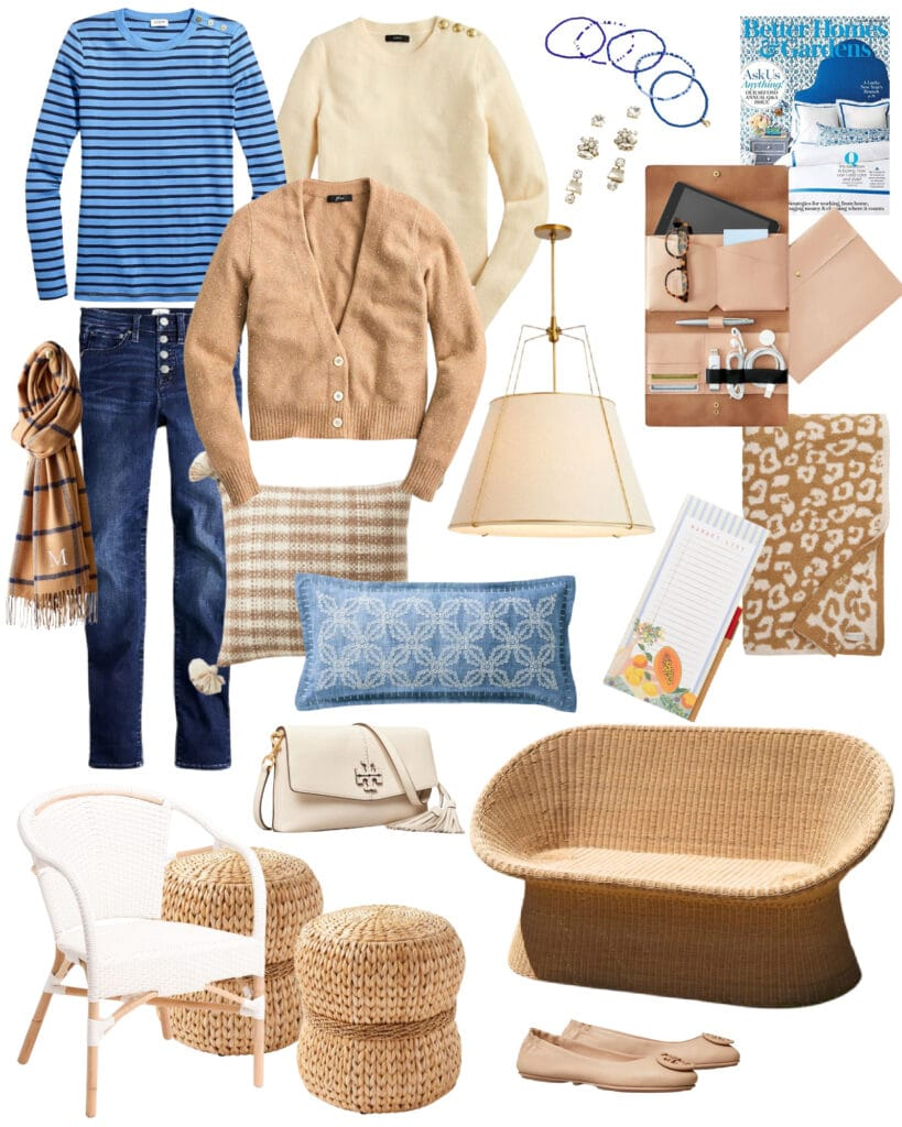 Top picks from the best after-Christmas sales of 2020! Includes coastal inspired picks for winter.
