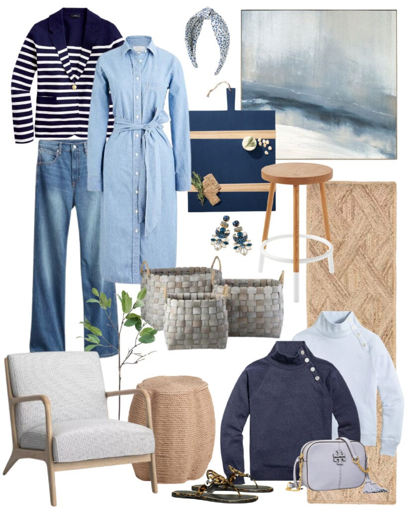 My top picks from the best Presidents' Day weekend sales! Includes coastal inspired outfit ideas and spring home decor finds!