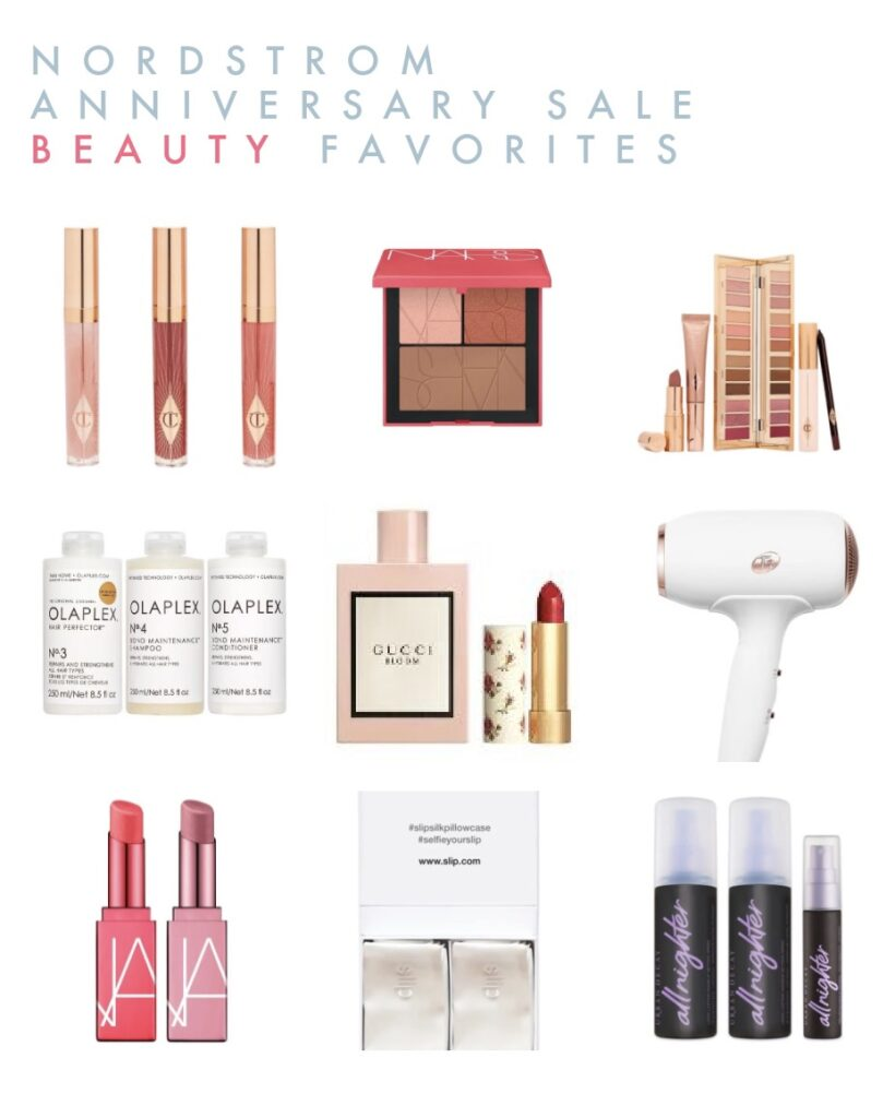 Nordstrom Anniversary Sale 2021 top picks for beauty!