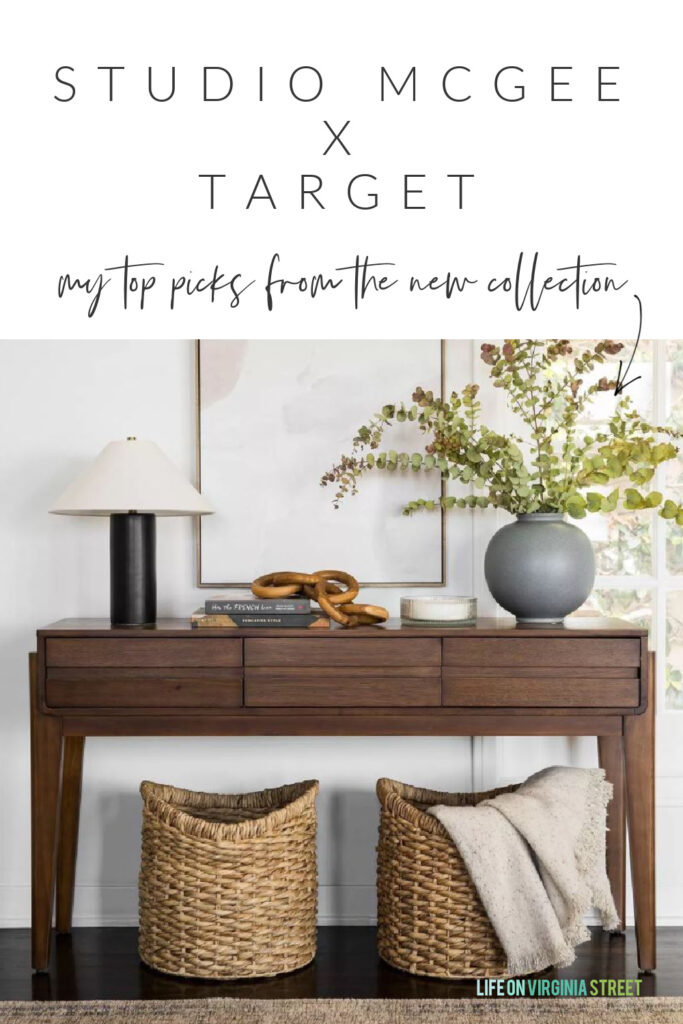 The best finds from the 2021 Studio McGee Fall Collection at Target!